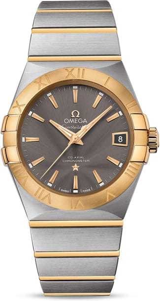 Constellation Omega Co-Axial 38mm 123.20.38.21.06.001