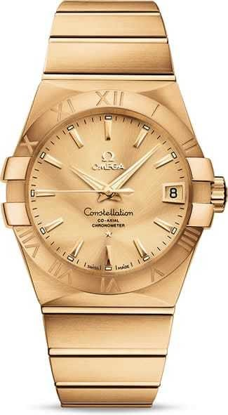 Constellation Omega Co-Axial 38mm 123.50.38.21.08.001