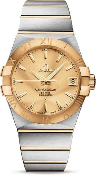 Constellation Omega Co-Axial 38mm 123.20.38.21.08.001