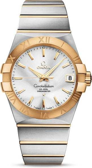 Constellation Omega Co-Axial 38mm 123.20.38.21.02.002