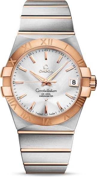 Constellation Omega Co-Axial 38mm 123.20.38.21.02.001