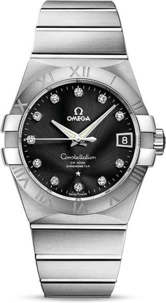 Constellation Omega Co-Axial 38mm 123.10.38.21.51.001