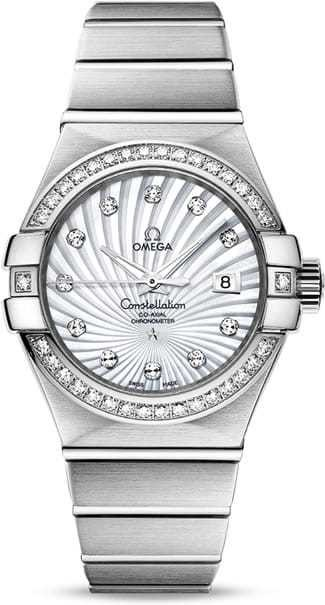 Constellation Omega Co-Axial 31mm 123.55.31.20.55.003
