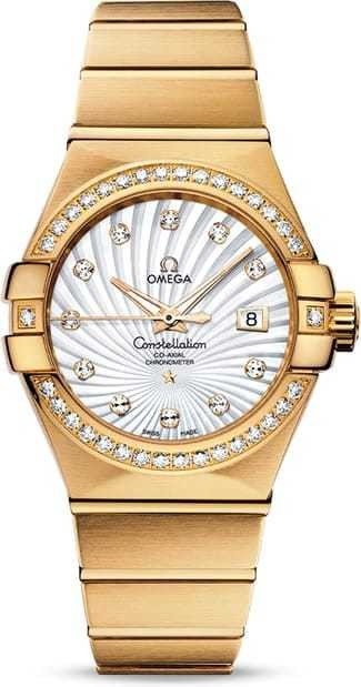 Constellation Omega Co-Axial 31mm 123.55.31.20.55.002