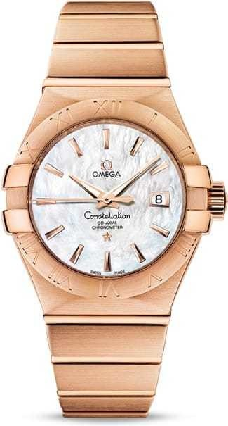Constellation Omega Co-Axial 31mm 123.50.31.20.05.001
