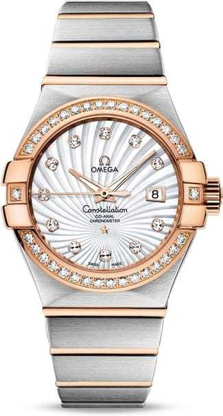 Constellation Omega Co-Axial 31mm 123.25.31.20.55.001