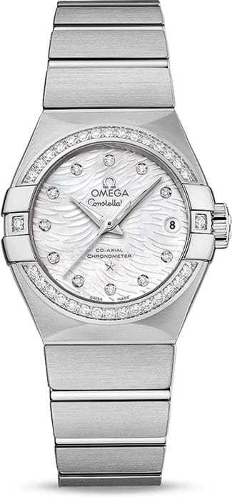 Constellation Omega Co-Axial 27mm 123.15.27.20.55.003