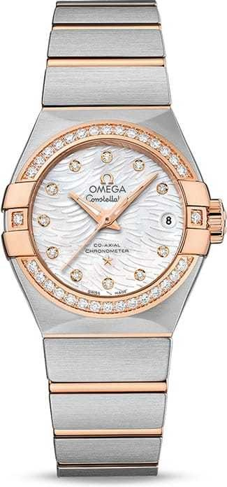 Constellation Omega Co-Axial 27mm 123.25.27.20.55.006