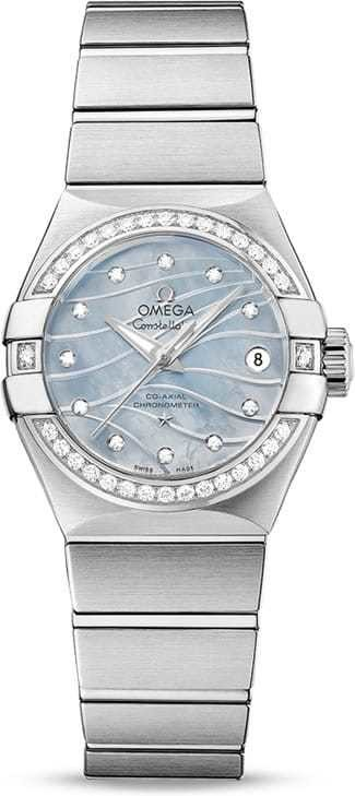 Constellation Omega Co-Axial 27mm 123.15.27.20.57.001