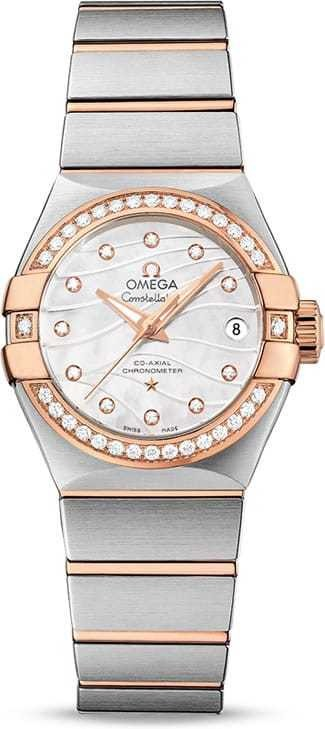 Constellation Omega Co-Axial 27mm 123.25.27.20.55.005