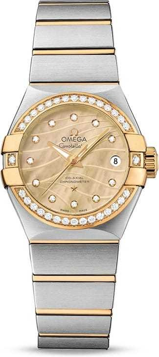 Constellation Omega Co-Axial 27mm 123.25.27.20.57.002