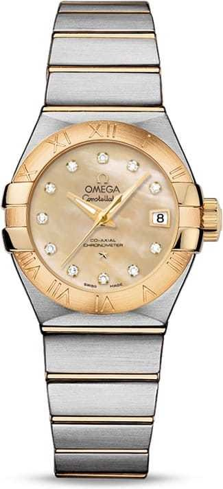Constellation Omega Co-Axial 27mm 123.20.27.20.57.002