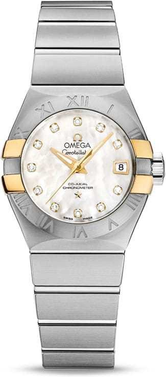 Constellation Omega Co-Axial 27mm 123.20.27.20.55.005