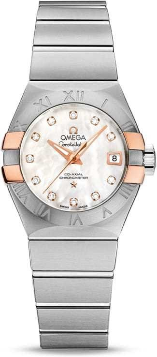 Constellation Omega Co-Axial 27mm 123.20.27.20.55.004