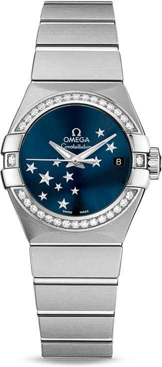 Constellation Omega Co-Axial 27mm 123.15.27.20.03.001