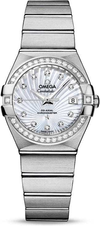 Constellation Omega Co-Axial 27mm 123.15.27.20.55.001