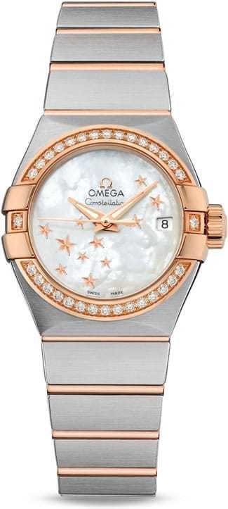 Constellation Omega Co-Axial 27mm 123.25.27.20.05.002