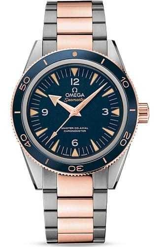 Seamaster 300 Omega Master Co-axial 41mm