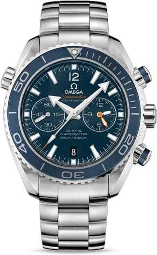 Planet Ocean 600M Omega Co-Axial Chronograph 45.5mm 232.90.46.51.03.001