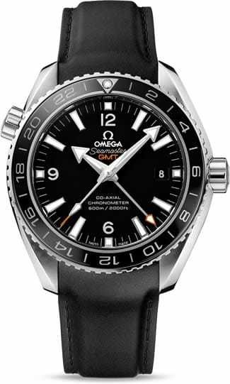 Planet Ocean 600M Omega Co-axial GMT 43.5mm 232.32.44.22.01.001