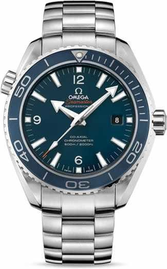 Planet Ocean 600M Omega Co-Axial 45.5mm 232.90.46.21.03.001