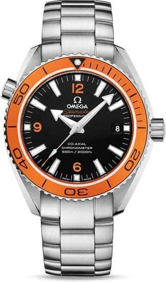 Planet Ocean 600M Omega Co-axial 42mm 232.30.42.21.01.002