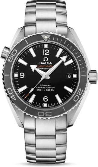 Planet Ocean 600M Omega Co-axial 42mm 232.30.42.21.01.001