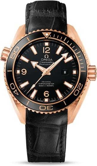 Planet Ocean 600m Omega Co-Axial 37.5mm 232.63.38.20.01.001