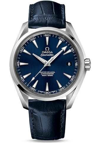Aqua Terra 150 M Omega Master Co-axial 41.5mm 231.13.42.21.03.001