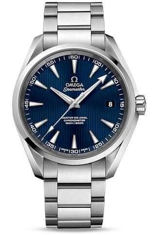 Aqua Terra 150 M Omega Master Co-axial 41.5mm 231.10.42.21.03.003