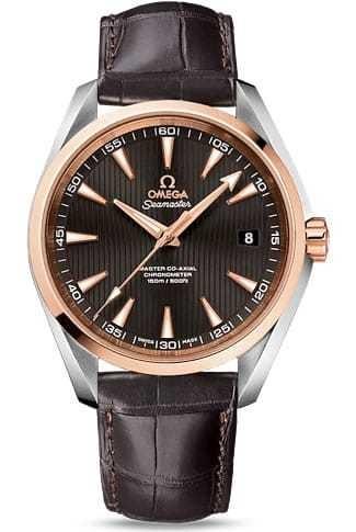 Aqua Terra 150 M Omega Master Co-axial 41.5mm 231.23.42.21.06.003
