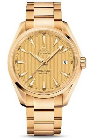 Aqua Terra 150 M Omega Master Co-axial 41.5mm 231.50.42.21.08.001