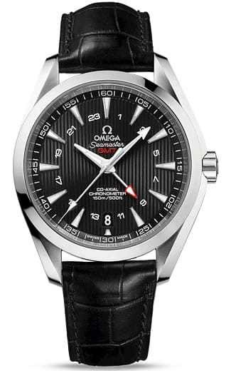 Aqua Terra 150M Omega Co-axial GMT 43mm 231.13.43.22.01.001