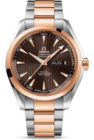 Aqua Terra 150M Omega Co-axial Annual Calendar 43mm 231.20.43.22.06.002