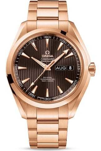 Aqua Terra 150M Omega Co-axial Annual Calendar 43mm 231.50.43.22.06.003