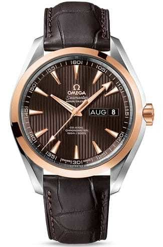 Aqua Terra 150M Omega Co-axial Annual Calendar 43mm 231.23.43.22.06.002