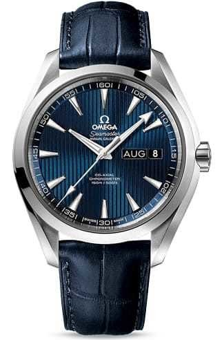 Aqua Terra 150M Omega Co-axial Annual Calendar 43mm 231.13.43.22.03.002