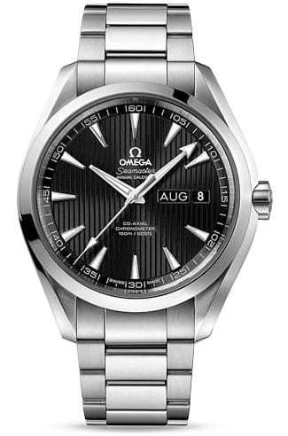 Aqua Terra 150M Omega Co-axial Annual Calendar 43mm 231.10.43.22.01.002