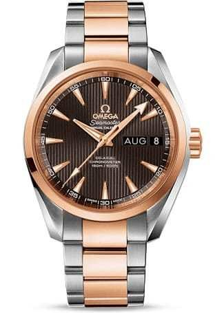 Aqua Terra 150m Omega Co-axial Annual Calendar 38.5mm 231.20.39.22.06.001
