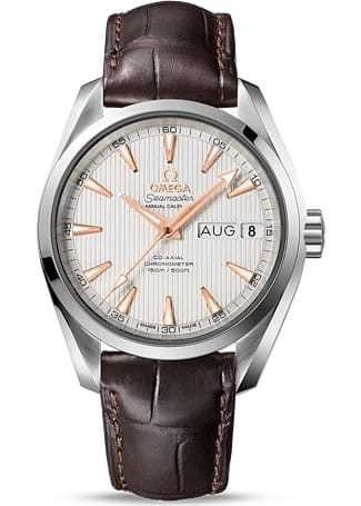 Aqua Terra 150m Omega Co-axial Annual Calendar 38.5mm 231.13.39.22.02.001