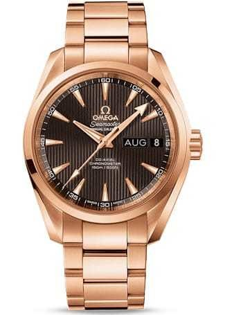 Aqua Terra 150m Omega Co-axial Annual Calendar 38.5mm 231.50.39.22.06.001