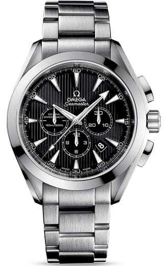 Aqua Terra 150M Co-axial Chronograph 44mm 231.10.44.50.01.001