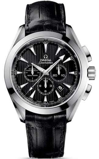 Aqua Terra 150M Co-axial Chronograph 44mm 231.13.44.50.01.001