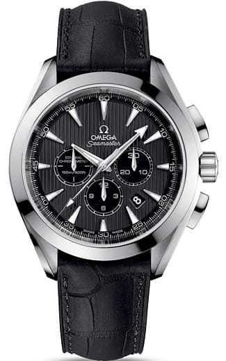 Aqua Terra 150M Co-axial Chronograph 44mm 231.13.44.50.06.001