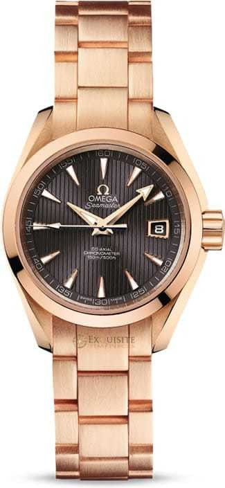Aqua Terra 150M Omega Co-axial 30mm 231.50.30.20.06.001