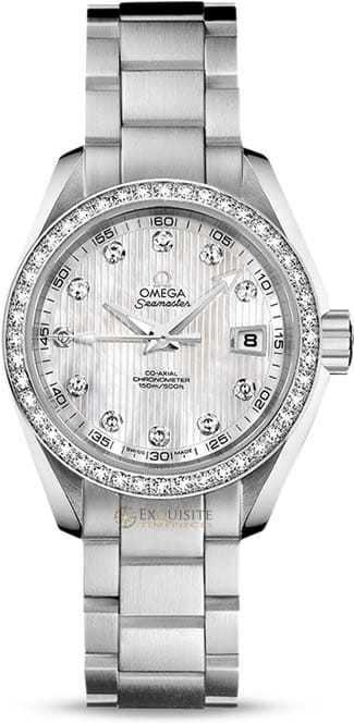 Aqua Terra 150M Omega Co-axial 30mm 231.15.30.20.55.001