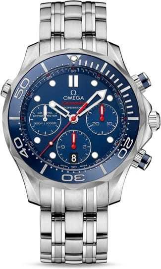 Diver 300M Co-Axial Chronograph 44mm 212.30.44.50.03.001