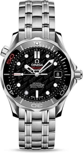 Diver 300M Co-Axial 36.25mm James Bond 50th anniversary 212.30.36.20.51.001