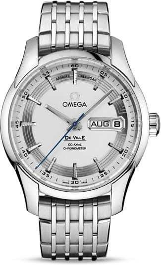 Hour Vision Omega Co-Axial Annual Calendar 41mm 431.30.41.22.02.001