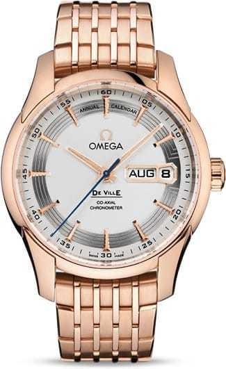 Hour Vision Omega Co-Axial Annual Calendar 41mm 431.60.41.22.02.001